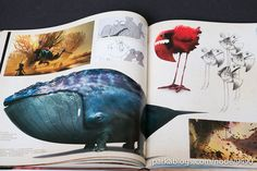The Art of The Croods, via Flickr.