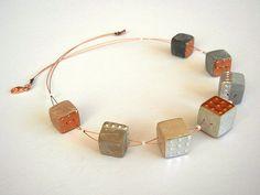 Concrete Copper | More cubes.... this time combining faux co… | Flickr