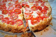 Pienet herkkusuut: Maukas Tomaatti-Fetapiirakka