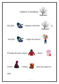 atividades sobre o inverno para o pré-escolar - Pesquisa Google