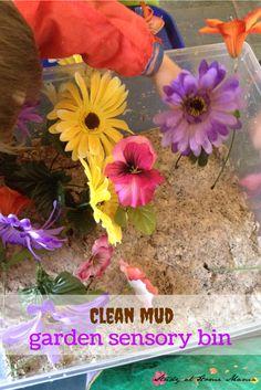 Clean mud garden sen