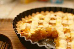 receita torta maçã