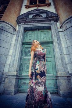 » Photo shoot in Ljubljana
