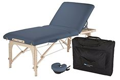 Earthlite Avalon XD Tilt Table Package, NS Mystic Blue ** Check this awesome product by going to the link at the image.