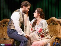 Matthew Morrison Gives a First Look at His New Broadway Show Finding Neverland (VIDEO) http://www.people.com/article/finding-neverland-matthew-morrison-broadway-show