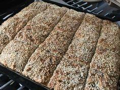 Norwegian Food, Norwegian Recipes, Our Daily Bread, Fabulous Foods, School Lunch, Bread Baking, Herbal Remedies, Baked Goods, Banana Bread