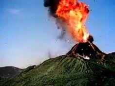 Volcanic Eruption - Erupção vulcânica Nova Zelandia: Mt Ruapehu