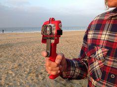 Go Pro 3 Pistol grip Trigger