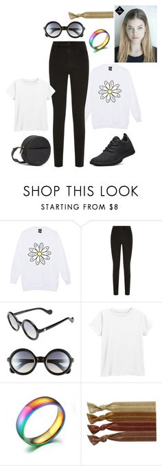 """""""out #183"""" by tynabrookler ❤ liked on Polyvore featuring J Brand, Moncler and Vintage Collection"""