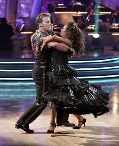 Dancing With The Stars Season 12 Spring 2011 Chris Jericho and Cheryl Burke