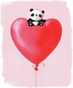 Mikki Butterley - Panda heart.jpg