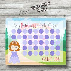 potty training charts pdf