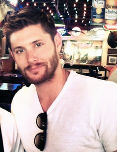 jensen- the only reason I'm pinning this is because in this pic he looks EXACTLY like my brother...  weird...