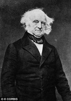 martin van buren an underrated president history essay John c calhoun and van buren essay in 1832 jackson's party became the first in history to hold chose his successor and the next president–martin van.