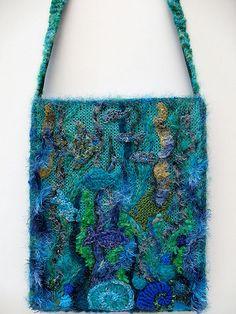 underwater bag | by freeform by prudence