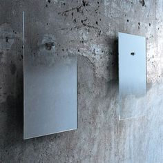 Fiction mirrors by Jean-Marie Massaud