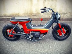Honda Chaly by Wedge Paint Factory