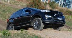 Hyundai Santa Fe стана 4х4 на годината в България   Списание OFF-road.BG: www.dakar.bg, 4х4, SUV, офроуд, ендуро, ATV, моторни спортове, рали