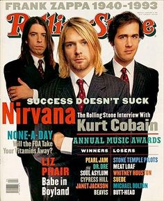 In our 1994 cover story on Nirvana, Kurt Cobain rages on (and on) about stardom, fatherhood, his feud with Pearl Jam, the death of grunge and why he's never been happier in his life. #longreads