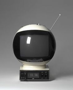 JVC Videosphere TV from the 1970s.