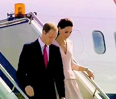 The Duke and Duchess of Cambridge flew to Adelaide, where they were set to visit the suburb of Elizabeth, named after the Queen in 1955. Her Majesty herself visited the city in 1963.