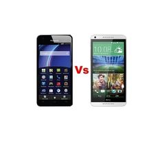 Panasonic Eluga U2 Vs HTC Desire 816G Dual Sim - Specs of Gadgets
