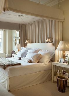 1000 images about perhaps to dream on pinterest canopy for Warm cream paint colors
