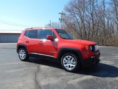The Renegade has arrived at Wetzel Chrysler Jeep Dodge! #Jeep #Renegade