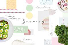 #GlossyboxUK #January2017 #Beauty #DeliciouslyStella