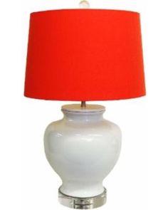 Image result for white chic porcelain table lamp