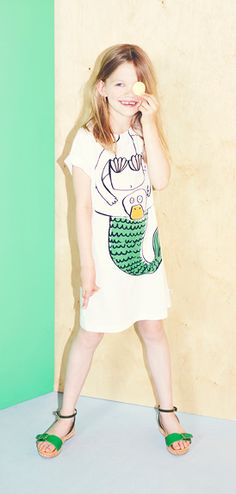 Cool mermaid dress