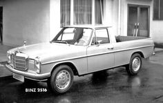 ▐ Cool pickup Mercedes-Benz w 114 pick up Mercedes Maybach, Mercedes Benz 220, Old Mercedes, Mercedes Benz Trucks, Daimler Ag, Daimler Benz, Bmw Classic Cars, Classic Mercedes, Pick Up