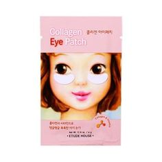 Buy Etude House Collagen Eye Patch at YesStyle.com! Quality products at remarkable prices. FREE WORLDWIDE SHIPPING on orders over US$ 35.