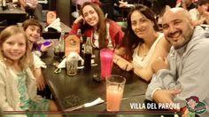 Esto fué el sábado por la noche en Lo de Carlitos Villa del Parque!!