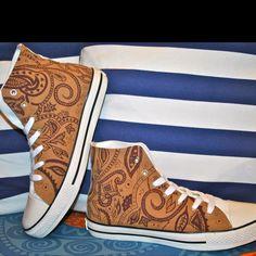 Zapatillas Urban VicArt inspiración Etro