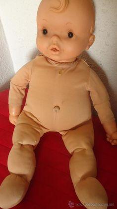 El gran bebé de Jesmar Cocolin-Cocoliso muñeco grande 60 cm