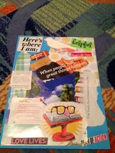 School Counselor Space: Turning Dreams into Reality with SMART Goals & Vision Boards