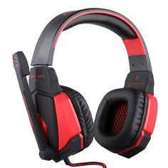 Professional headphones. Kotion Each G4000 Gaming Headphone Headset Earphone Headband with Mic