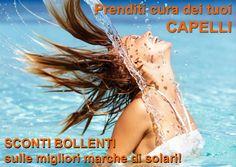 Prezzi BOLLENTI su tutti i prodotti solari! Kit e regali estate da capogiro: http://www.loacenter.com/capelli-hair/vendita-online-protezione-sole-mare-piscina-dei-capelli.html Disponibilità immediata prodotti e consegna in 24/48h