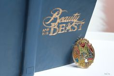 Pin Disney collection Beauty and the beast // Belle et la bête