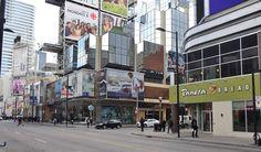 Yonge & Edward Streets Toronto