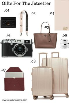 Gifts For The Jetsetter - YourDarlingStyle 32cfe4ea68