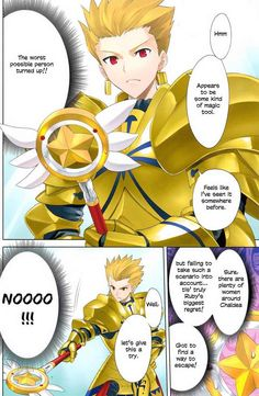 Prisma ⭐️ Gilgamesh of Gilgamesh Anime, Gilgamesh Fate, Type Moon Anime, Strong Couples, 4 Wallpaper, Pokemon, Fate Stay Night Anime, Chibi Characters, Fate Anime Series