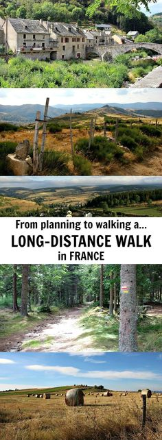 A step-by-step guide to choosing, planning and booking a walking holiday in France
