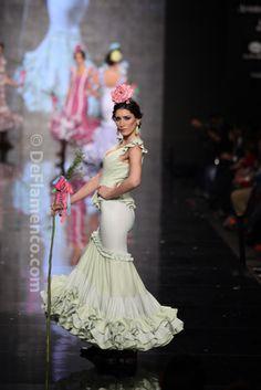 Fotografías Moda Flamenca - Simof 2014 - Sara de Benitez 'Flamên a portet' Simof 2014 - Foto 08