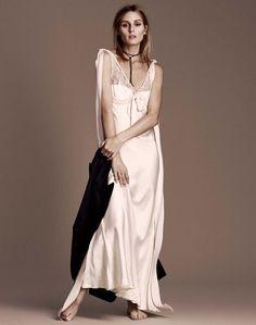 Olivia Makes Perfect: Olivia Palermo by Markus Ziegler for Harper's Bazaar Taiwan March 2016 - Balenciaga Spring 2016