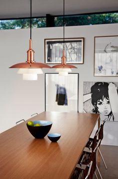 Poul Henningsen y la lámpara PH