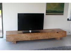 tv meubel - hout