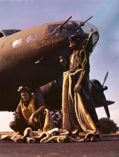 U.S. Bombers, 1942 | World War II in Color: American Bombers and Their Crews, 1942 | LIFE.com
