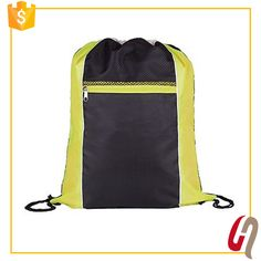 Hot Sales Gold Supplier Fast Delivery recycled polyester drawstring bag / polyester 210d waterproof drawstring bag